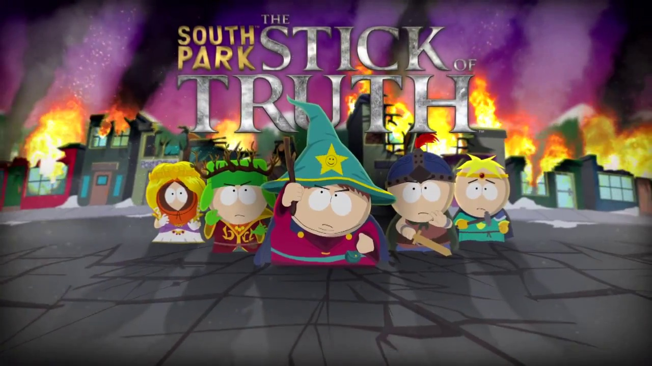 South Park The Stick of Truth android game - http://apkgamescrak.com