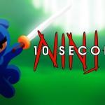 10 Second Ninja android game - http://apkgamescrak.com