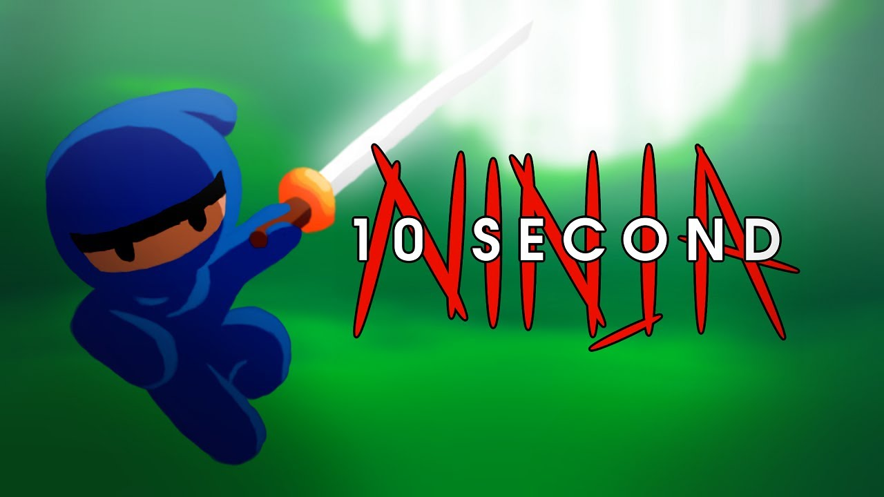 10 Second Ninja android game - http://apkgamescrak.com