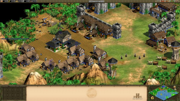 Age of Empires II HD android game - http://apkgamescrak.com