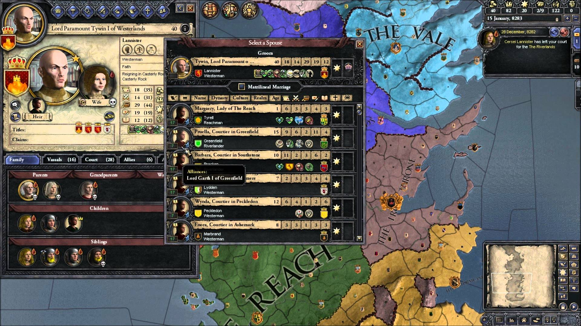 Crusader Kings II android game - http://apkgamescrak.com