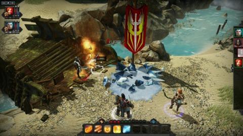 Divinity Original Sin android game - http://apkgamescrak.com