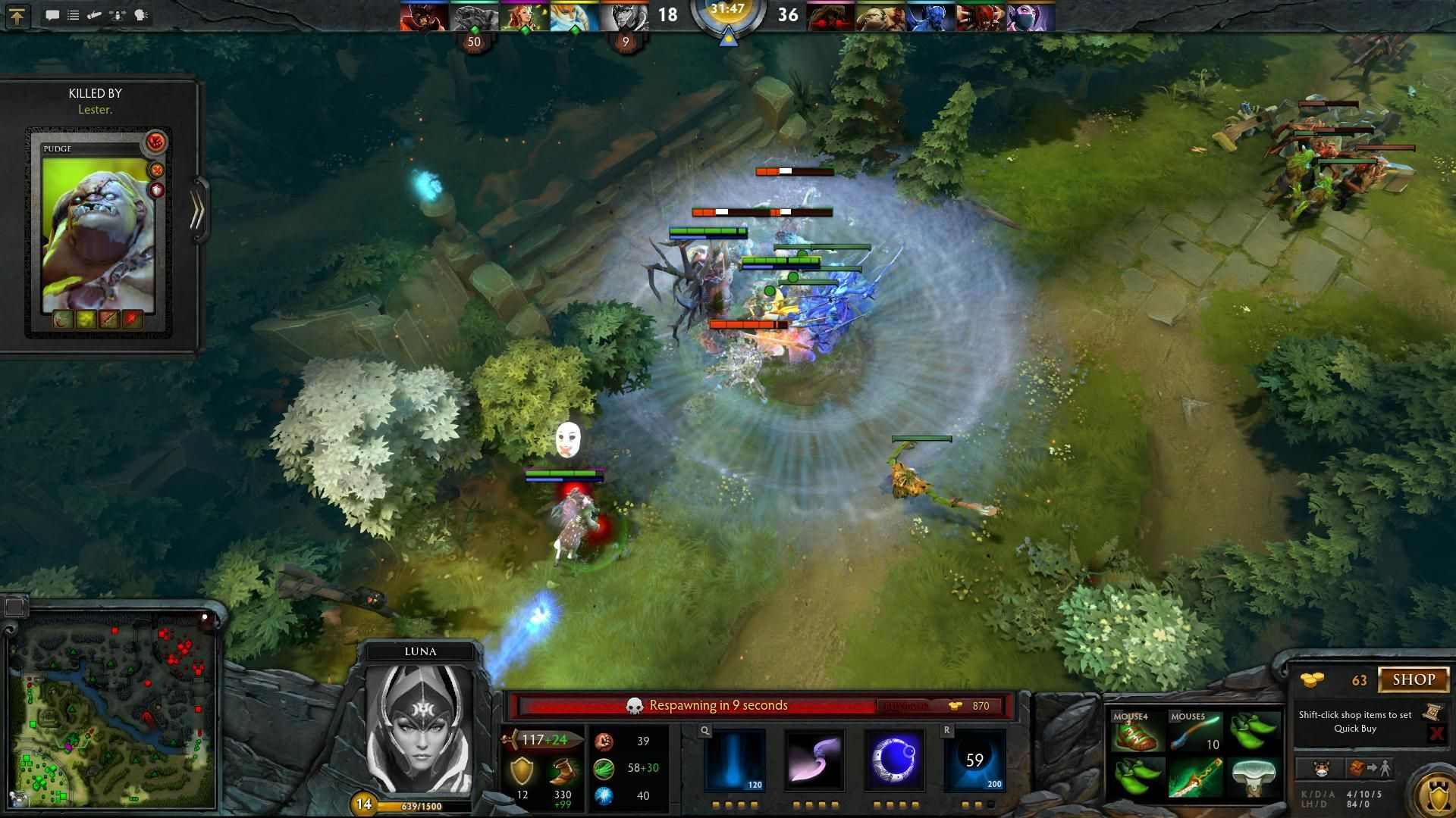 how to download replay dota