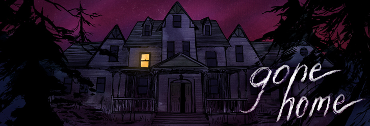 Gone Home android game - http://apkgamescrak.com