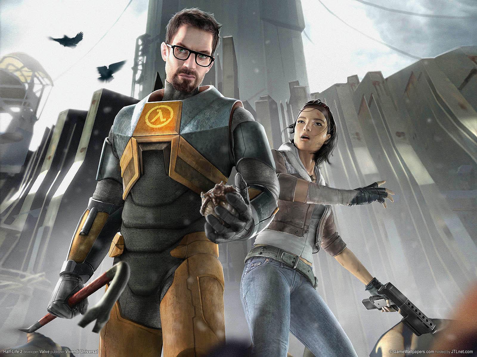 Half Life 2 android game - http://apkgamescrak.com