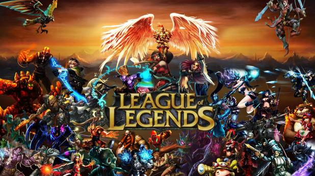 League of Legends android game - http://apkgamescrak.com