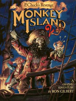 Monkey Island 2 LeChuck's Revenge android game - http://apkgamescrak.com