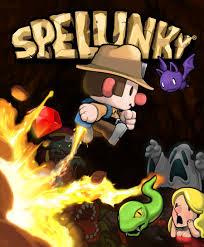 Spelunky android game - http://apkgamescrak.com