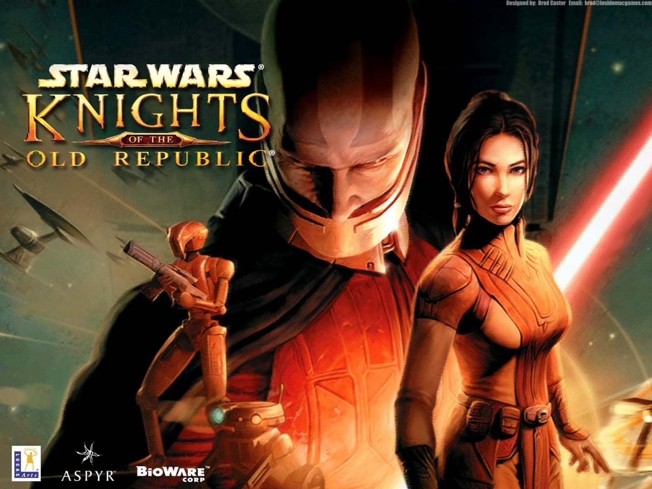 Star Wars Knights of the Old Republic android game - http://apkgamescrak.com