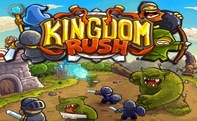 Kingdom Rush android game - http://apkgamescrak.com