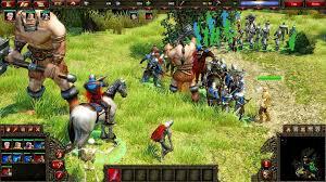 SpellForce 2 Demons of the Past android game - http://apkgamescrak.com