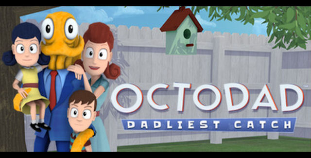 Octodad Dadliest Catch APK - Android Games Cracked