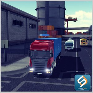 Real Truck Simulator 3D Full apk game