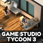 Game Studio Tycoon 3 apk game