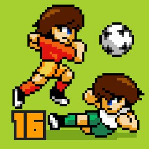 Pixel Cup Soccer 16 apk game