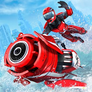 Riptide GP Renegade apk game
