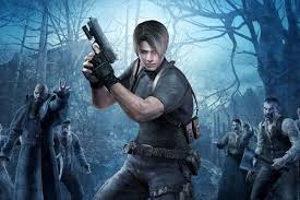 Resident Evil 4 Ultimate HD android game - http://apkgamescrak.com