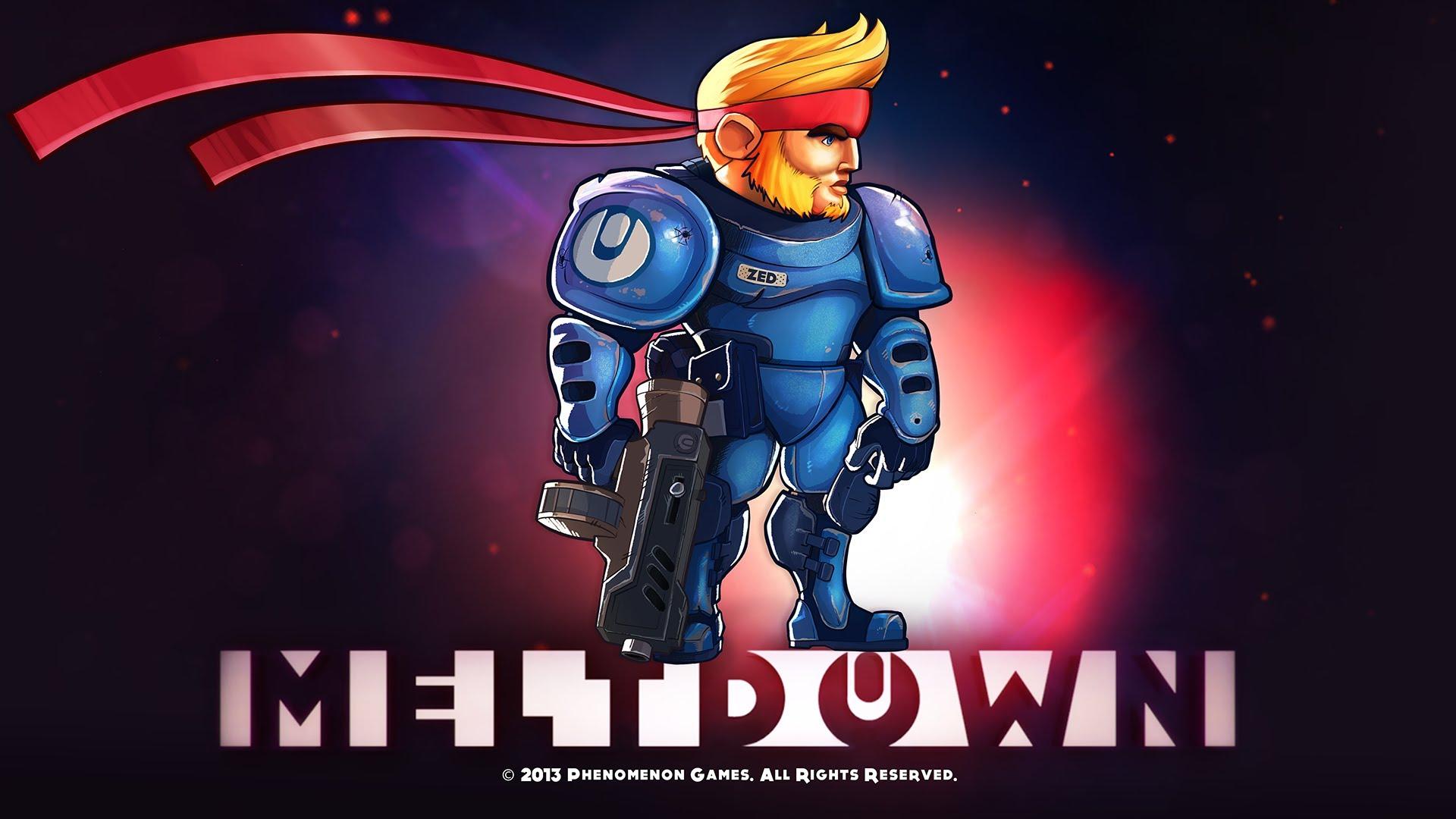 Meltdown android game - http://apkgamescrak.com
