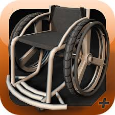 Extreme Wheelchairing Premium android game - http://apkgamescrak.com
