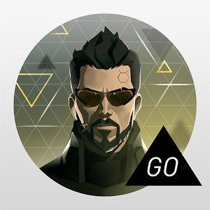 Deus Ex GO apk game